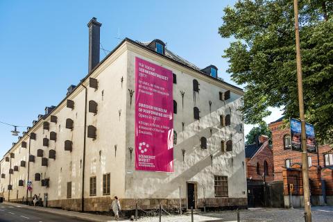 Scenkonstmuseet, Sibyllegatan 2, Stockholm