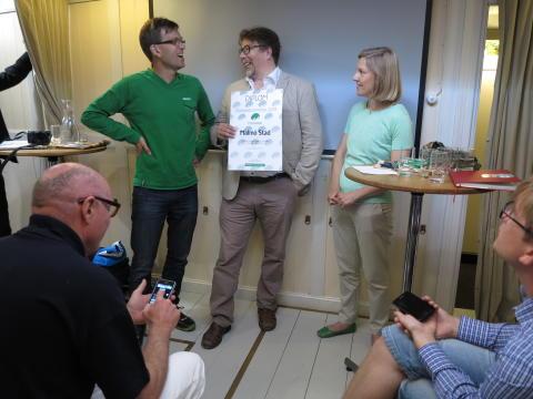Gröna Bilister: Malmö Elbilsbästa Kommun 2013