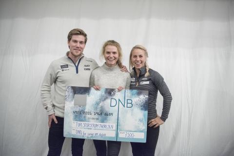 DNB stipend Turi Thoresen