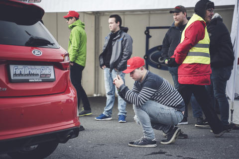 Ford Driving Skills For Life 2017 (16)