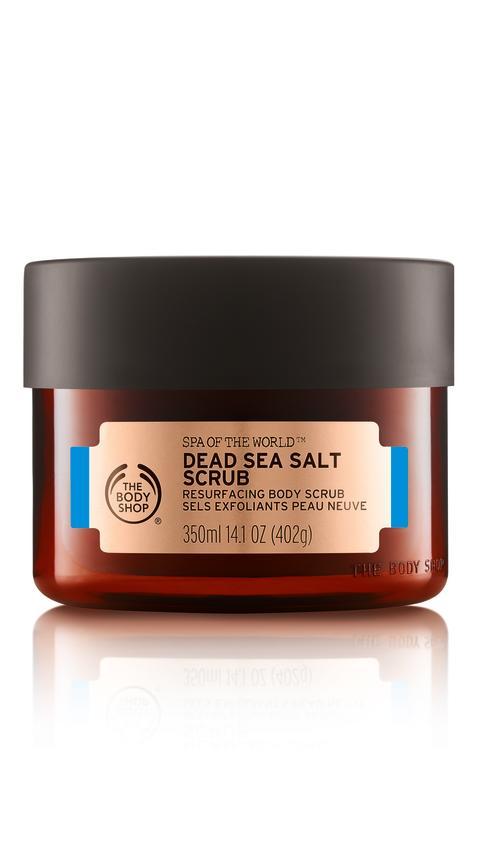 Dead Sea Salt Body Scrub