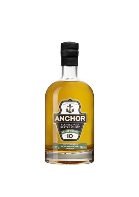 Ett skepp kommer lastat! Med prisvärd maltwhisky - exklusivt framtagen för den svenska marknaden
