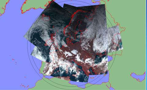​GAF operationally provides ocean colour data to ESA