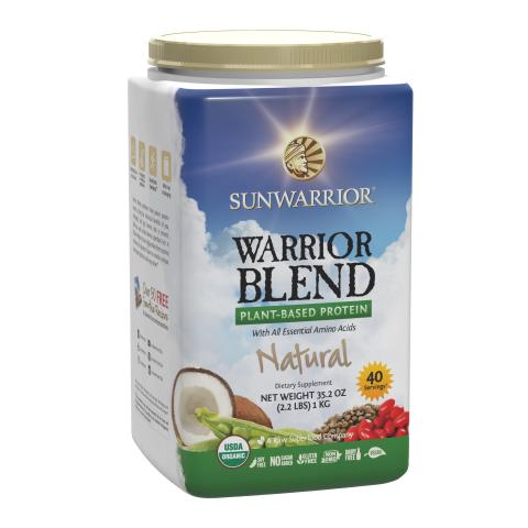 Möt Bättre Hälsa och Sunwarrior på Allt för Hälsan