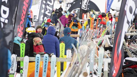 Skitest Hemsedal