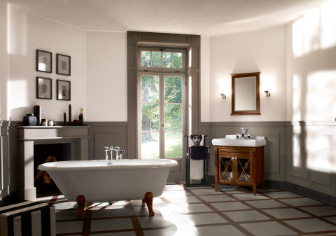 Luxury in the Bathroom Hommage