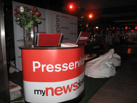 My Newsdesk Press Service SIME 2009