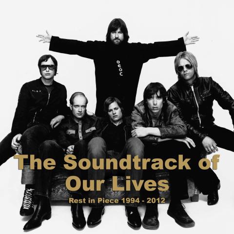 """The Soundtrack Of Our Lives - """"Rest In Piece"""" 1994-2012, ett samlingsalbum."""