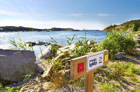 13 femstjärniga campingplatser i Sverige 2017