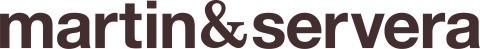 Logotype Martin & Servera