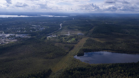 Two municipalities in the Stockholm region sell land to Microsoft