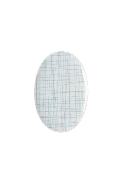 R_Mesh_Line Aqua_Platter 18 cm