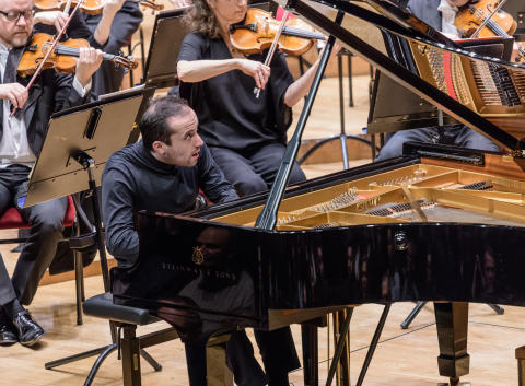 Kungliga Filharmonikerna Beethoven och Sibelius