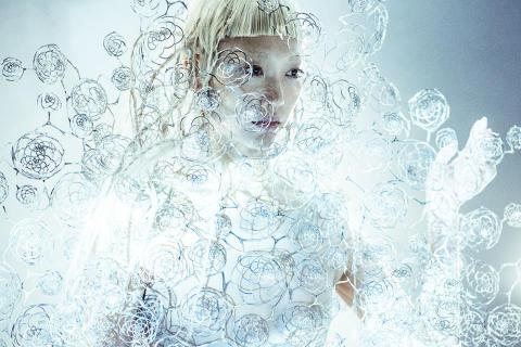 Bildmuseet: Entangle / Physics and the Artistic Imagination