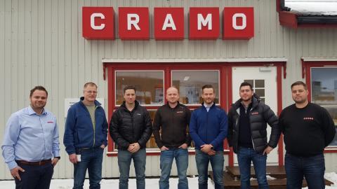 Cramo vant storkontrakt for fire prestisjeprosjekter i Midt-Norge