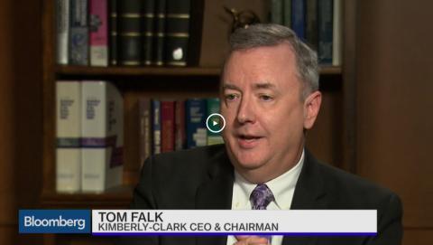 Kimberly-Clark CEO: Winning Through Organic Growth