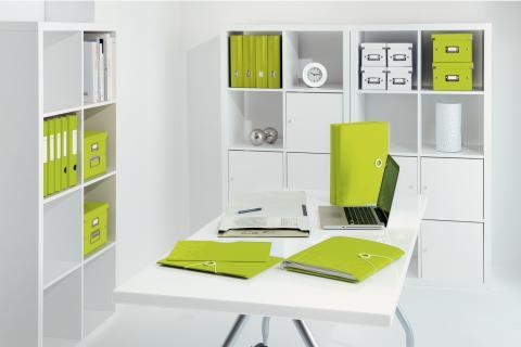 Leitz WOW grønn