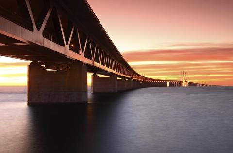 AcobiaFLUX vann upphandlingen när Øresundsbron investerar 42 miljoner DKK i ny teknik för trafikstyrning