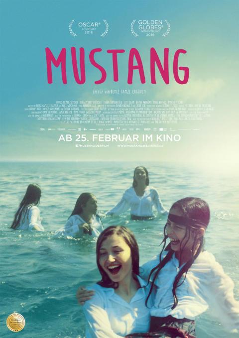 """Lindesbergs Filmstudio presenterar """"Mustang"""""""