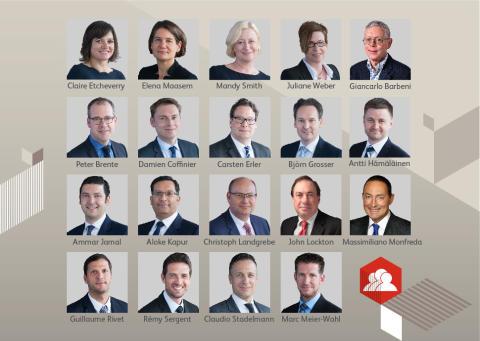 19 nya Partners till BearingPoint i Europa