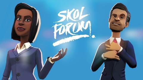 Svenska Plotagon visar hur man kan använda animation i klassrummet på årets Skolforum