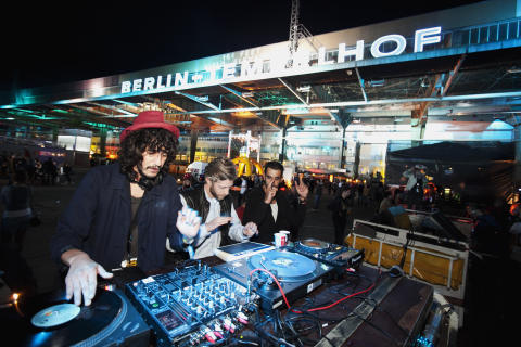 Berlin DJ-natt avslutar Tyska Turistbyråns bloggarprojekt