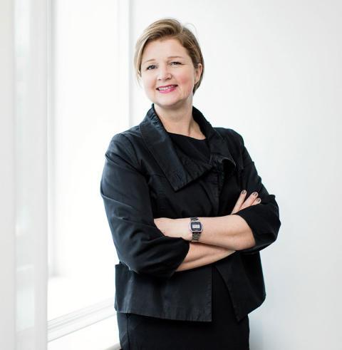 Från Malmö till högsta ledningen - Cecilia Fredholm tar plats i Stena Fastigheters ledningsgrupp