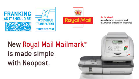 New Royal Mail Mailmark is made simple with Neopost