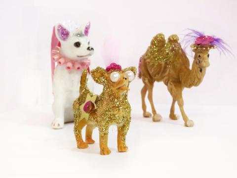 Lördagsverkstan - Piffa ett prydnadsdjur + djurfilmsbio