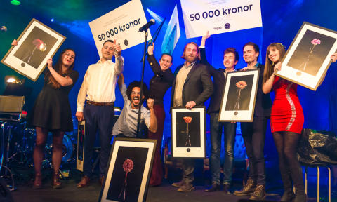Digitala bildkalendern DayCape bland vinnarna i The Brewhouse Award!