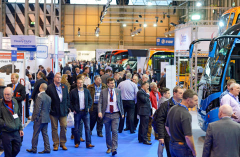 Euro Bus Expo 2016 opens at the NEC tomorrow