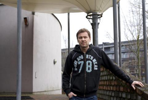 Ulf Petäjä, statsvetare vid Högskolan i Halmstad