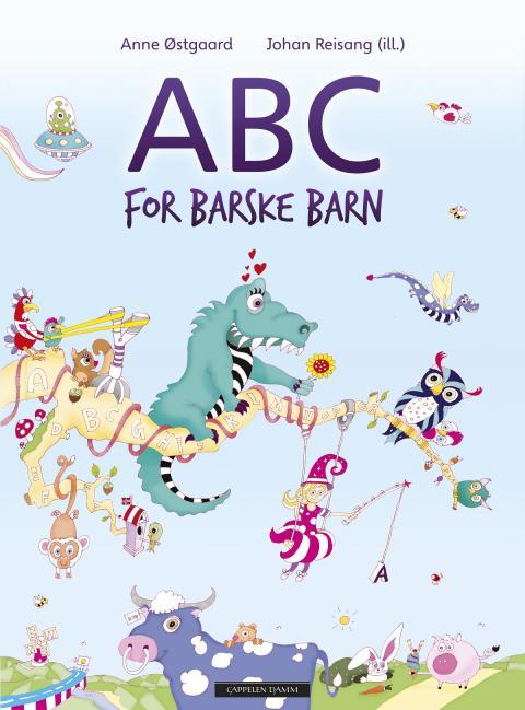 ABC FOR BARSKE BARN - morovers for små og store - nå 10 000!