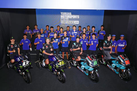 2019 Yamaha Motorsports Media Conference Kicks Off 2019 Racing Season