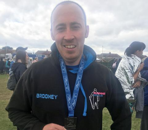 North Shields bus driver sets sight on seventh Great North Run in support of premature and newborn babies