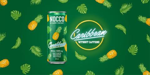 NOCCO Caribbean koffeinfri