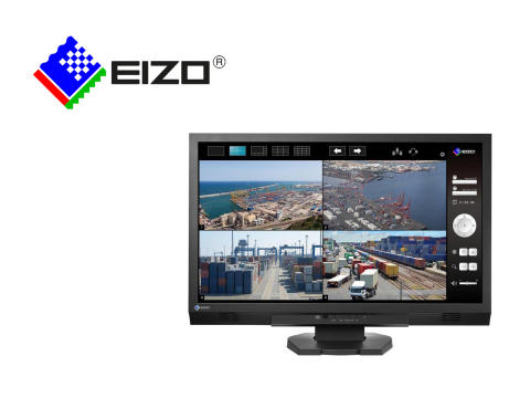 EET Europarts adds EIZO Surveillance and Security monitors to the portfolio