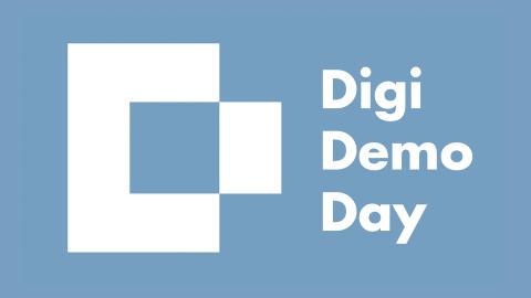 Dags för Digi Demo Day