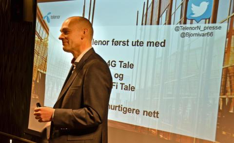 Bjørn Ivar Moen 4G tale og WiFi tale