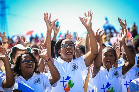 Engagemang och gemenskap när världens lutheraner möttes i Namibia