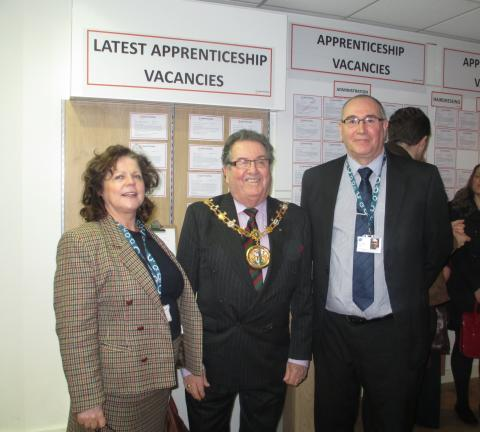 Apprenticeship shop opens in Middleton Arndale