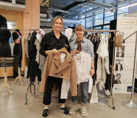 GINA TRICOT RE-WORKS UNSOLD GARMENTS IN NEW SUSTAINABILITY EFFORT