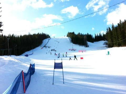 Välkommen till nyinvigningen av IFK Borlänge Alpins klubbstuga!