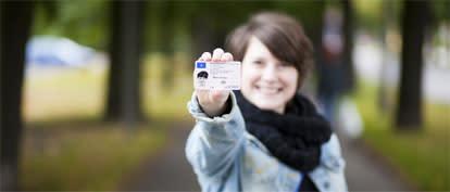 Enklare att hämta nytt körkort