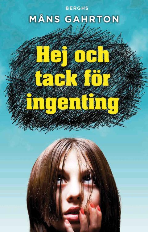 Författaren Måns Gahrton visar ny sida i Hej och tack för ingenting