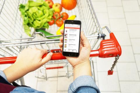 myFoodMap – der digitale Navigator für Menschen mit Nahrungsmittelunverträglichkeiten ist online