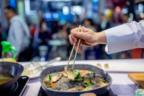 Makrell på menyen i Kina