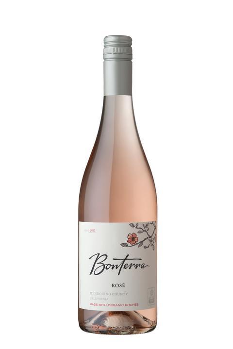 Bonterra 2018 Rose