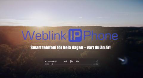 Weblink släpper film om molnväxeln
