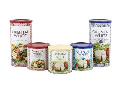 Oriental White  - En vitostserie inspirerad av Mellanösterns matkultur